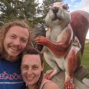 Miranda, I & The Edson Squirrel